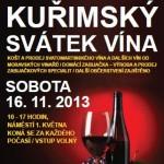 Kuřimský svátek vína 2013