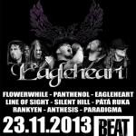 Metal Fest 4 v Tišnově 2013