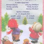 Vánoční výstava v Nedvědici