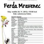 Ferda Mravenec v Čebíně - divadelní hra
