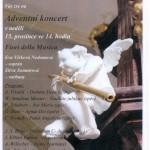 Adventní koncert v Doubravníku