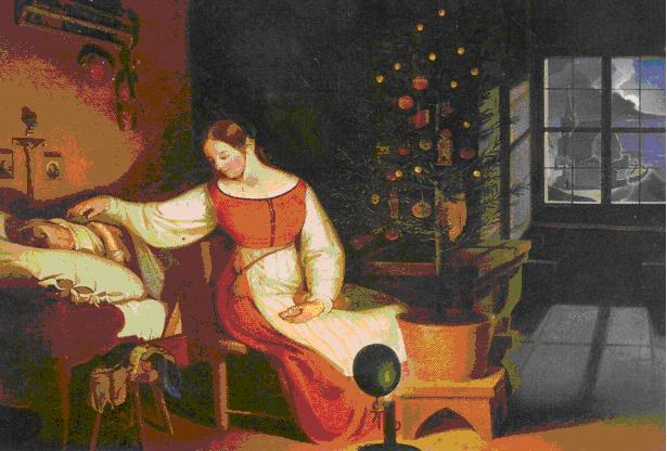 Vánoce na Sývce na Pernštejně
