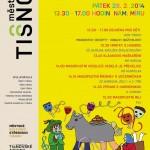 Masopustní trhová slavnost v Tišnově 2014