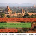 Multimediální projekce o Barmě v Tišnově