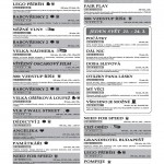 Program kina Svratka na březen 2014