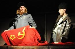 Putin lyžuje v Tišnově
