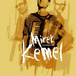 Mirek Kemel & band. Jako host herec Vladimír Javorský - Tišnov 2014