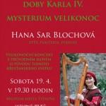 Středověká hudba doby Karla IV. v Tišnově