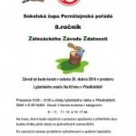 Zálesácký závod zdatnosti v Předklášteří 2014