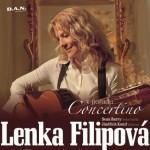 Lenka Filipová v Tišnově 2014