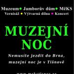 Muzejní noc v Tišnově 2014