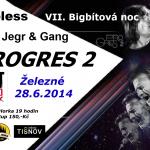 Bigbítová noc v Železném 2014