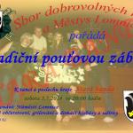 Pouťová zábava na Lomnici 2014