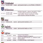 Slavnosti Pernštejnského panství 2014 v Nedvědici