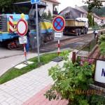 Oprava Družstevní v Tišnově pokračuje velkolepým tempem!