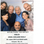 Spiritual Kvintet v Deblíně