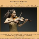 Czech Virtuosi a Esther Yoo v Doubravníku