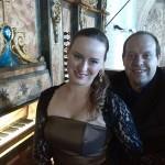 Hudební festival Zdeňka Pololáníka - varhaníci: Lucie Guerra Žáková (Česká Republika) a Carlos Arturo Guerra Parra (Španělsko)
