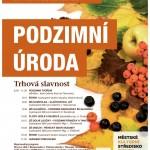 Trhová slavnost Podzimní úroda v Tišnově
